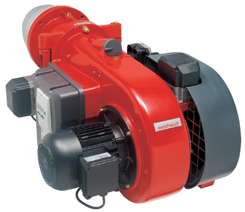 Горелка газовая модулируемая с модуляционным блоком по t 40-130 C 08013160